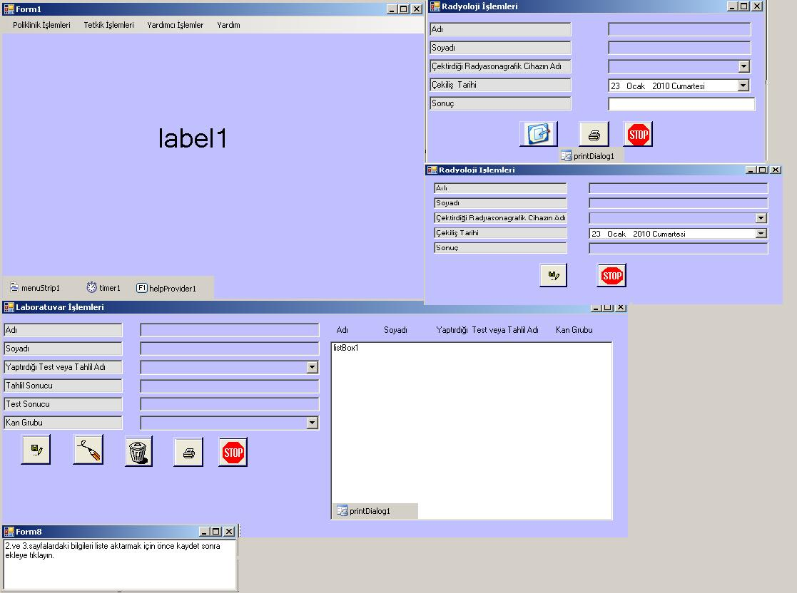 Gorsel programlama