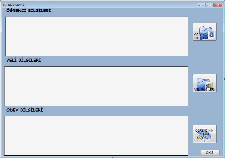C# Access Veritabanı ile Öğrenci Takip Programı - C# Forumu - CHIP Online Forum